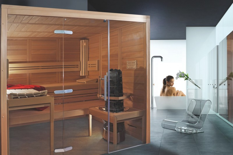 modell visione wille sauna. Black Bedroom Furniture Sets. Home Design Ideas