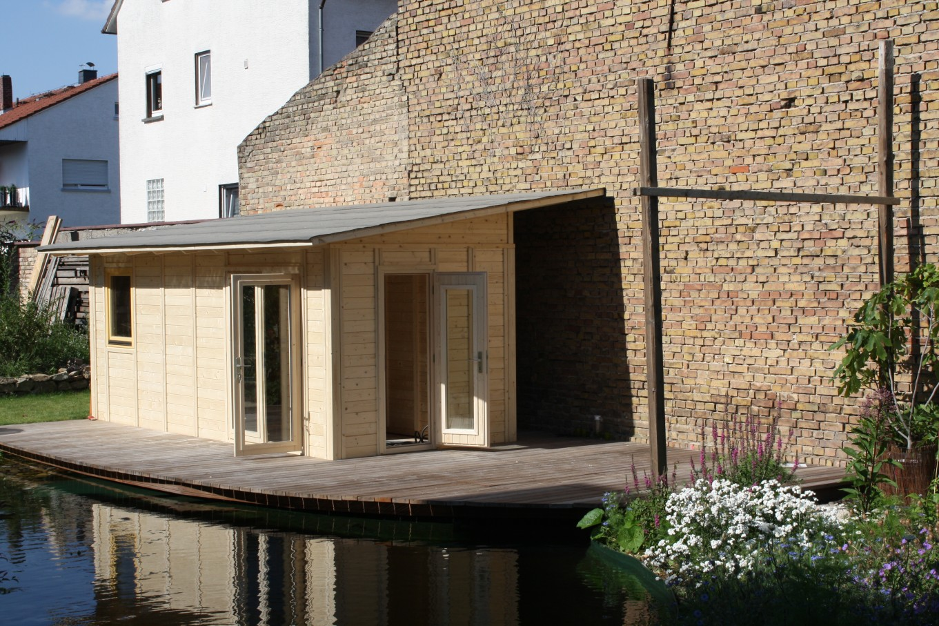 Gartensauna von Wille- Foto von Kundenobjekt