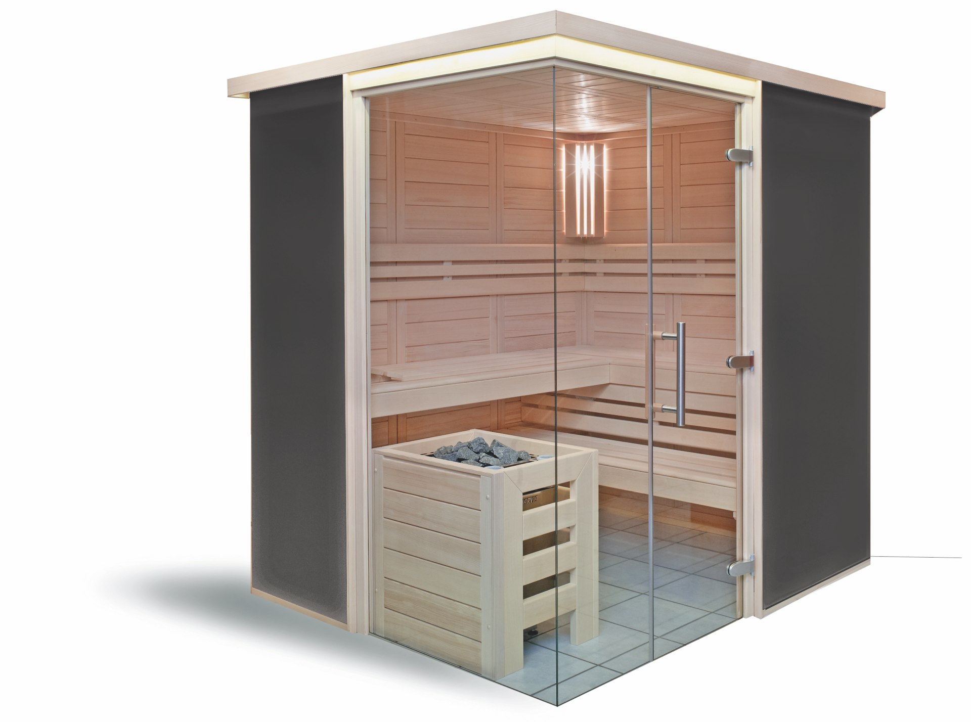 designo wille sauna. Black Bedroom Furniture Sets. Home Design Ideas
