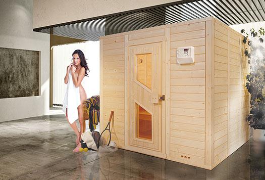 sondrio massivholzsauna wille sauna. Black Bedroom Furniture Sets. Home Design Ideas