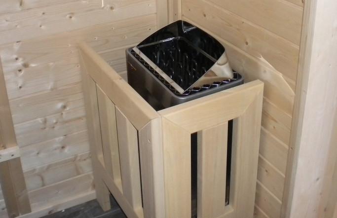 Saunaofen elektrisch