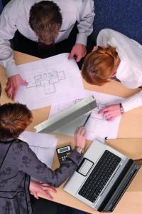 beratung zeichnung planung
